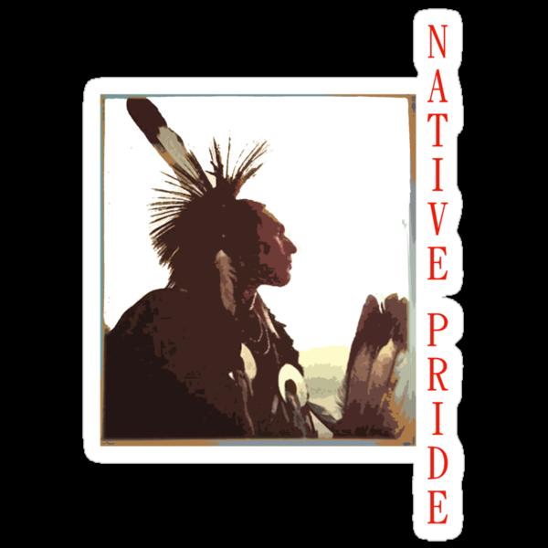 Native Pride by mylittlenative
