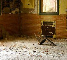 Broken Chair by Amanda Kolowski