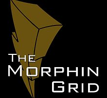 The Morphin Grid by JNics04