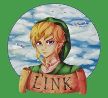 Skyward Sword Link : Hero of Skyloft by terlan