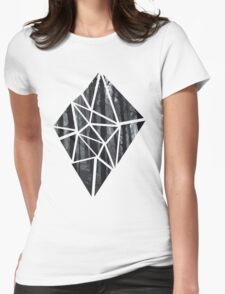 Black Diamond Idea Womens Fitted T-Shirt