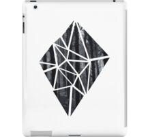 Black Diamond Idea iPad Case/Skin