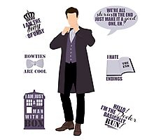 11 Doctor  Photographic Print