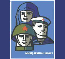 Soviet Army Unisex T-Shirt