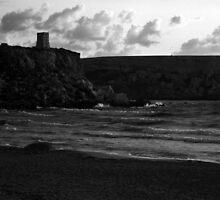 Near the sea by Christian  Zammit