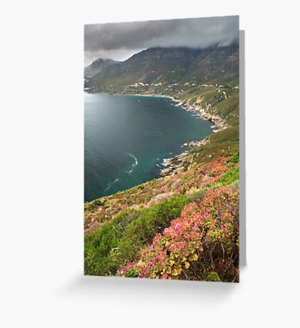 The Fairest Cape #'3 Greeting Card