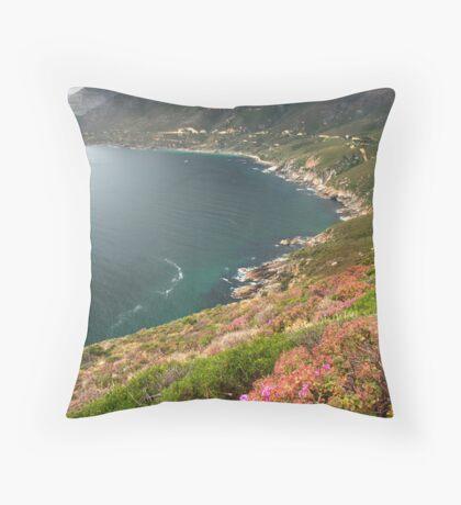 The Fairest Cape #'3 Throw Pillow