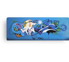 07 (play_Dosha) graffiti canvas Canvas Print