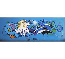 07 (play_Dosha) graffiti canvas Photographic Print