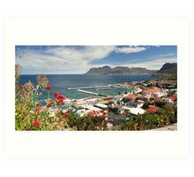 The Fairest Cape #4 Art Print