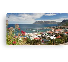 The Fairest Cape #4 Canvas Print