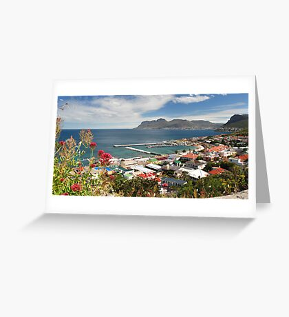 The Fairest Cape #4 Greeting Card