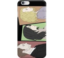 The Detectives and the Criminal iPhone Case/Skin