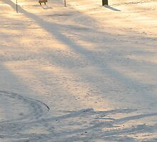 Winter scene by ANibbe