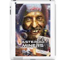 Asteroid Miners iPad Case/Skin