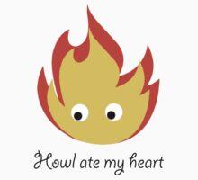 Howl ate my heart by LanFan