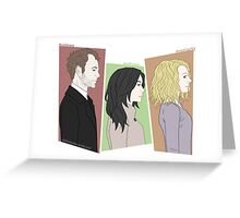 The Detectives and the Criminal Greeting Card