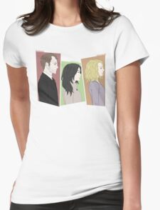 The Detectives and the Criminal Womens Fitted T-Shirt