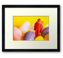 Toxic treats  Framed Print