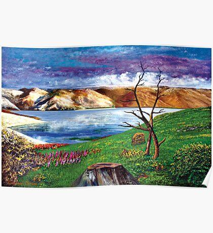 Loch Tay - Scotland Poster