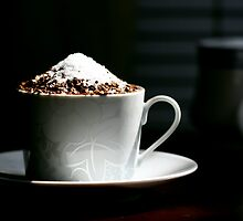Cup of Coffee by Turki Al- Fassam