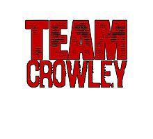 Team Crowley Photographic Print