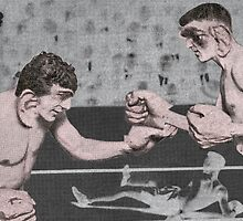 The Boxers by OtherRealisms