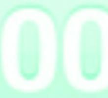 Cool Blue Pastel Emoji Sticker
