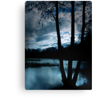 Chilled Canvas Print