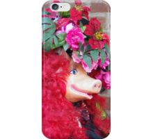 Madam Piggy iPhone Case/Skin