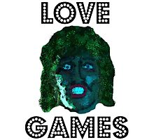 Old Gregg Mighty Boosh Photographic Print
