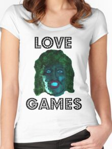 Old Gregg Mighty Boosh Women's Fitted Scoop T-Shirt