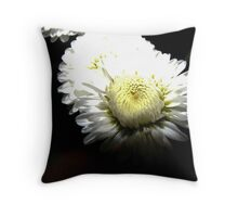 Timid Throw Pillow