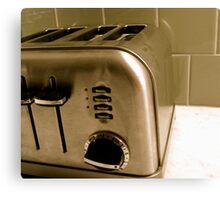 Toast Anyone? Canvas Print