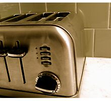 Toast Anyone? Photographic Print