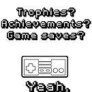 Old school gamer says..... by Stevie B