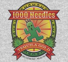 1,000 Needles Tequila T-Shirt