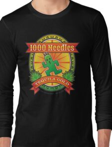 1,000 Needles Tequila Long Sleeve T-Shirt