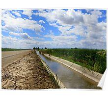 Irrigation Row Poster