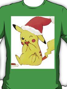 pikachu cookies, christmas T-Shirt