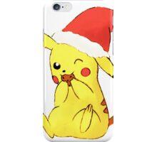 pikachu cookies, christmas iPhone Case/Skin