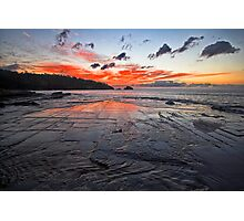 Tessellated Pavement Photographic Print
