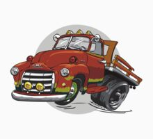1950-GMC-1 Ton Stakebed by OldDawg