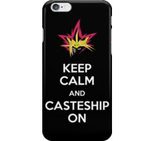 Casteshipping iPhone Case/Skin
