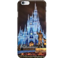 Cinderella Castle Dream Lights iPhone Case/Skin