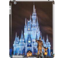Cinderella Castle Dream Lights iPad Case/Skin
