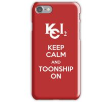 Toonshipping iPhone Case/Skin