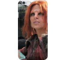 Irisa Packs The Roller iPhone Case/Skin