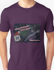 Merry SPACEmas... so much space  T-Shirt