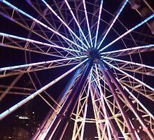 Ferris Wheel by vanessaquake